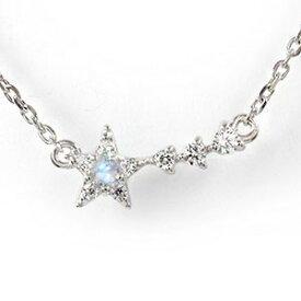 流れ星 シューティングスター 流星 ブルームーンストーン ブレスレット 18金 ダイヤモンド 誕生石 ブレス ジュエリーショップ 送料無料 キャッシュレス ポイント還元