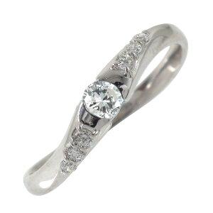 ダイヤモンドリング 18金 一粒 結婚指輪 婚約指輪 エンゲージリング ピンキーリング ダイヤモンド レディース 2020 贈り物 Pace パーチェ オシャレ キャッシュレス ポイント還元
