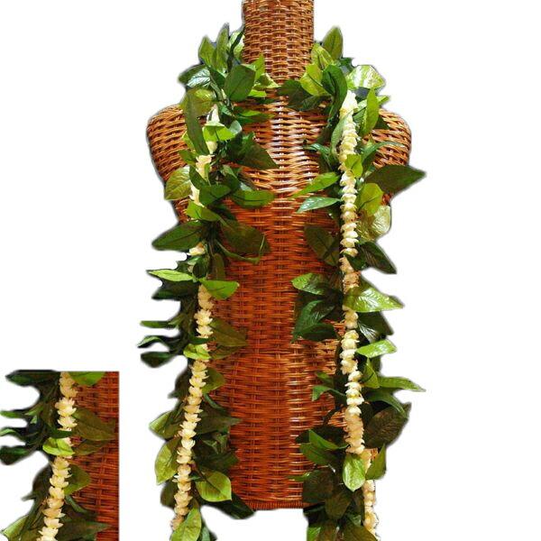 ハワイアン レイ フラ フラダンス衣装 フラワーレイ 一番人気 2トーン マイレキングピカケオープンレイ