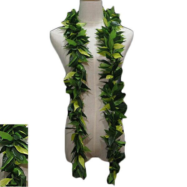 ハワイアン レイ フラ フラダンス衣装 フラワーレイ マイレラウリイダブルオープンレイ