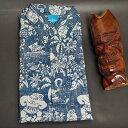 《送料無料》Reyn Spooner(レインスプーナー)アロハシャツ Moana モアナハワイをテーマにしたディズニー映画 Moana(モアナ)とのコラボ!※ア...