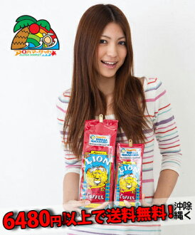 Lion coffee ★ Rakuten ranking # 1 ★ lion coffee business for 24 oz (680 g) * 20 oz discontinued, 24 oz was added! More than 6300 yen.