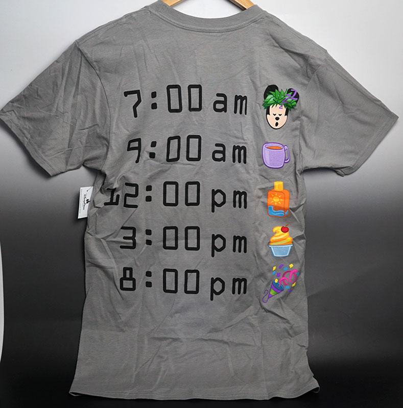 ハワイ限定!ディズニー AULANI(アウラニ)Tシャツ 1枚※男女兼用 アメリカサイズですので、ご注意ください。日本のワンサイズ下が目安です。例:日本サイズMの場合、アメリカSサイズ。