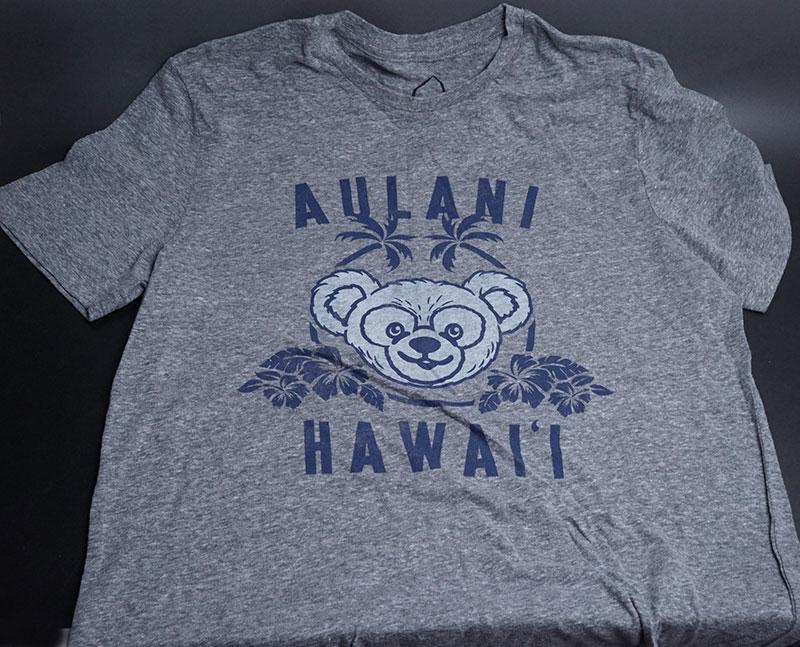 ダッフィー Tシャツ ハワイ限定デザイン!アメリカサイズですので、1サイズ下を目安にしてください!日本サイズMの場合はアメリカSサイズハワイの定番!ハワイ名物!Hawaii、ハワイアン雑貨