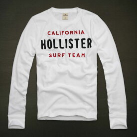【7000円以上で送料無料!】Hollister(ホリスター)ロングTシャツ※日本サイズでなく、アメリカンサイズ※ホリスターは全て初回生産のみ!完売後の次回入荷はありません!※北海道・九州は1万円以上で送料無料!(沖縄のぞく)