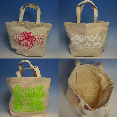 マヌヘアリィ(Manuheali'i)トートバッグ1個表裏同じデザイン、印刷がされております!※ご希望のデザインをお選びください♪