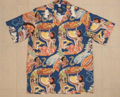 《送料無料》アロハシャツMedeInHawaii(メイドインハワイ)KonaBayHawaiiアロハシャツ(レーヨン100%)1度だけサイズ交換を無料でお受けします!サイズ交換無料はコチラの商品のみです。