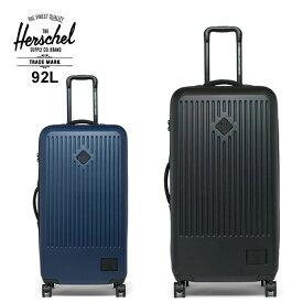【5%還元&SPUで10/20(日)は最大21倍】ハーシェル キャリーケース Herschel [ TRADE LARGE ](10604)スーツケース ハーシェルサプライ 旅行バッグ [0615] リュック