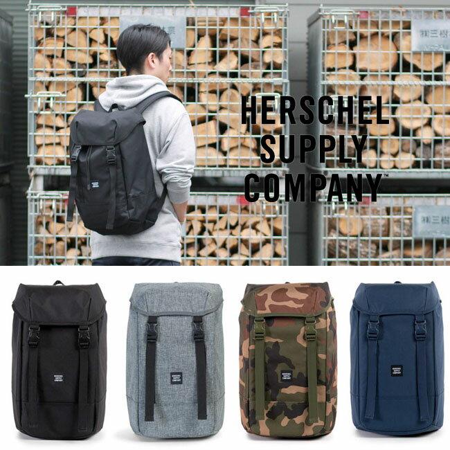 ハーシェル ハーシェルサプライ リュック バックパック Herschel Supply メンズ レディース《 IONA 》 [24L] リュック アーミー 店舗 通学 リュックサック 大人 おしゃれ【WK】