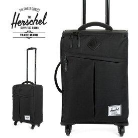 【5%還元&SPUで10/20(日)は最大21倍】ハーシェル スーツケース 機内持ち込み Herschel Supply 旅行バック 大容量 《 HIGHLAND 》[40L] 4フィールスーツケース 旅行バック カバン ハーシェルサプライ【gwtravel|_d19】【SPS09】 リュック