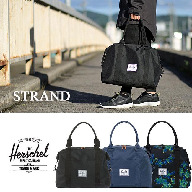 ハーシェル カバン Herschel Supply ストランド 《 STRAND 》 [28.5L]ダッフル トート ボストン 鞄 バック ハーシェルサプライ メンズ レディース 通学 おしゃれ