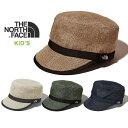 ノースフェイス キッズ キャップ THE NORTH FACE [ NNJ01811 ] KIDS HIKE CAP northface 帽子 [メール便][0420]【SPS1…