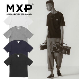 MXP ビッグT エムエックスピー [ MX36152 ] BIG TEE W_P(MDJ) Tシャツ ポケットTシャツ ポケT [0420] 【Y】【SPS03】