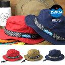 KAVU / カブー [キッズ] K's Bucket Hat ストラップバケットハット 帽子 Made in JAPAN