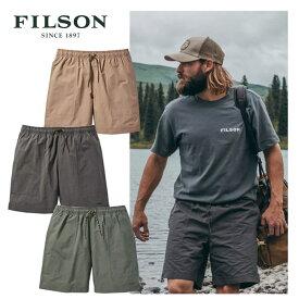 フィルソン ショートパンツ Filson [ #96378 ] GREEN RIVER WATER SHORT ショーツ [0601]【SPS09】