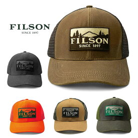 フィルソン メッシュキャップ Filson [#30237/#13331] LOGGER MESH CAP 帽子 キャップ【SPS12】