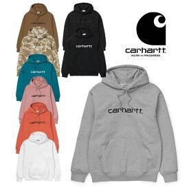 カーハート ダブリューアイピー パーカー Carhartt WIP [ HOODED CARHARTT ] フーディ [0215][売れ筋]