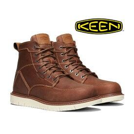 【5%還元&SPUで10/20(日)は最大21倍】KEEN キーン 安全靴 おしゃれ ワークブーツ [1020146D] SAN JOSE 6 SOFT (soft toe) サンノゼ シックス ソフト [1201]