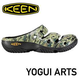 キーン ヨギ [ メンズ ]YOGUI ARTS KEEN[CAMO GREEN][1002034]サンダル コンフォートシューズ
