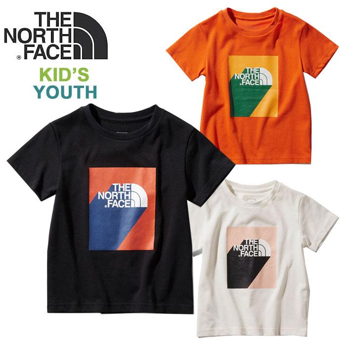 ノースフェイス キッズ Tシャツ THE NORTH FACE [ NTJ31925 ] S/S 3D LOGO TEE ショートスリーブ3Dロゴティー [メール便][0503]