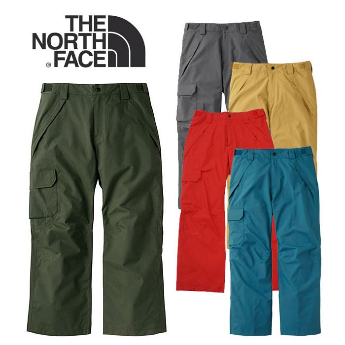 ノースフェイス パンツ THE NORTH FACE [NS61610] SEYMORE PANT スノーボード スキー ウェア NORTHFACE【18SP2】
