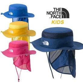 ノースフェイス キッズ ハット THE NORTH FACE [ NNJ01810 ] K SUNSHIELD HAT 帽子 northface [メール便] [0420]