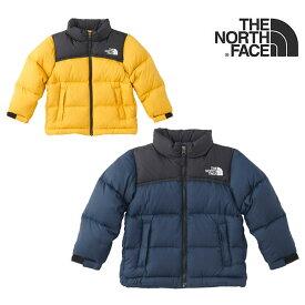 ノースフェイス キッズ ダウンジャケット THE NORTH FACE [ NDJ91863 ] NUPTSE JACKET ヌプシジャケット アウター 【Y】