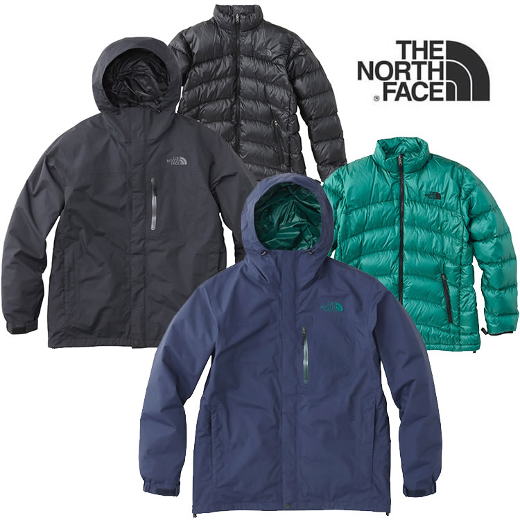 ノースフェイス 3WAYジャケット THE NORTH FACE [ NP61833 ] ZEUS TRICLIMATE JK ゼウストリクライメート