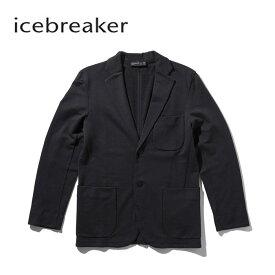 アイスブレーカー メリノウール ジャケット icebreaker [ IP71871 ] M TECH MERINO BLAZER テック メリノ ブレザー [0904]