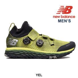 ニューバランス トレイル ランニングシューズ new balance [ MTHBOA ] FRESH FOAM HIERRO M'S スニーカー 靴 メンズ [0801]