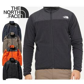 ノースフェイス フリース THE NORTH FACE [ NL71904 ] MTN VERSA MICRO JK メンズ マウンテンバーサマイクロジャケット アウター [0822]