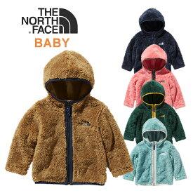 ノースフェイス ベビー フリースジャケット THE NORTH FACE [ NAB71959 ] BABY FLEECE HOODIE フリースフーディー キッズ [0905]