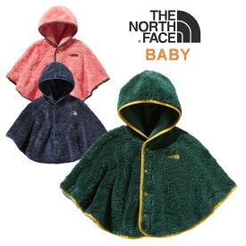 ノースフェイス ベビー フリースポンチョ THE NORTH FACE [ NAB71962 ] BABY FLEECE PONCHO シェルパフリース キッズ [0905]