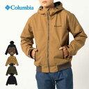 【25日SPUでP最大20倍】コロンビア アウター Columbia PM3753 Loma Vista Hoodie ロマビスタフーディー キャンバス ジャケット [200905]