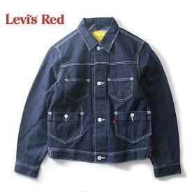 【25日FDボーナスDAY全品P5倍〜】リーバイスレッド Gジャン Levi's Red [ A0142 ] LR TRUCKER A0142-0000 トラッカージャケット デニム [210131]