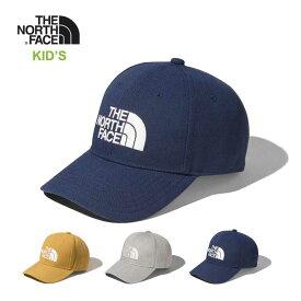ノースフェイス キッズ TNFロゴキャップ THE NORTH FACE [ NNJ41850 ] KIDS' TNF LOGO CAP 帽子 [0415]