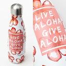 ハワイ人気アーティストが描くおしゃれな保温・保冷ボトル!チャリティプロジェクト!