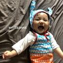 【ビブパ グラフィックライン WAVE&SHINE】 赤ちゃんのデイウェア 70〜90cm 男の子 女の子 赤ちゃん 出産祝い ベビー…