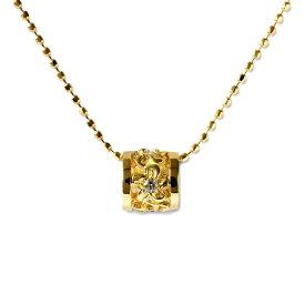 ネックレス ハワイアンジュエリーレディース 女性 ダイヤモンド プチ バレル ゴールド ペンダント トップ K14/K18/プラチナ900 (付属チェーンなし) apdo6498