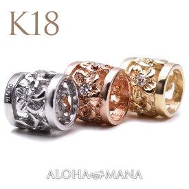 k18ネックレス 18k ゴールドネックレス 18金 ゴールド ネックレス ペンダントトップ k18 ハワイアンジュエリーレディース 女性 ダイヤモンド プチ バレル ゴールド ペンダント トップ 付属チェーンなし apdo6498apd