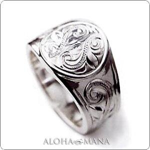 ハワイアンジュエリー リング 指輪 レディース 女性 メンズ 男性 [Maxi]マキシ ラウンドTapperリング シルバー 925 mxri0131sv プレゼント ギフト
