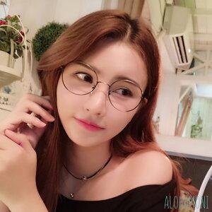 だてめがね ボストン 丸めがね 細フレーム おしゃれ女子 大きめサイズ 小顔効果 すっぴん隠し ブルーライト カット レンズ 韓国 オルチャン ファッション 眼鏡 大きい メガネ ビッグフレー