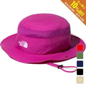 2020春夏 ノースフェイス 帽子 ブリマーハット Brimmer Hat UVカット (NN02032) アウトドアトレッキング THE NORTH FACE