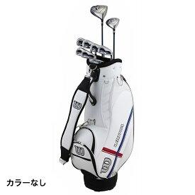 ウイルソン キャディバッグ付き クラブセット 2×6P (1w、5w、6i、7i、8i、9i、Pw、Sw、Pt) メンズ ゴルフ Wilson