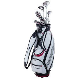 ブリヂストン クラブセット ツアーステージ V002 11本 フルセット キャディバッグ付き メンズ ゴルフ 2016年 (V2GBKC) BRIDGESTONE