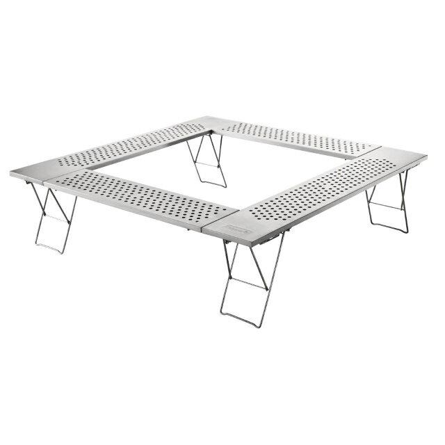 コールマン ファイアープレーステーブル (2000010397) キャンプ テーブル Coleman