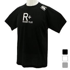 【10/25はエントリーでP10倍!】 カンタベリー RUGBY PLUS ラグビー+(プラス)メンズ ラグビー 半袖シャツ WORKOUT TEE (RP39029) CANTERBURY