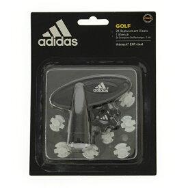 adidas(アディダス) LNN71 BC5626 thintech EXP cleat 20pcs 20個入りクリーツ:ブラック ゴルフシューズ鋲 golf5