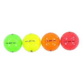 【2/20はエントリー&楽天カードで最大P12倍】 ホンマ HONMA D1 (BT1801) マルチカラー ゴルフ ボール 1ダース 12個入 公認球