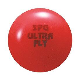 SPG ウルトラフライ ULTRAFLY パークゴルフ ボール レッド